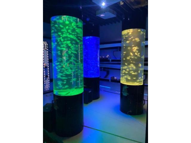 C600 aquarium for jellyfish