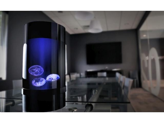 Jellyfish Cylinder Nano 3 – Tubové akvárium pro medúzy Akvária pro medúzy